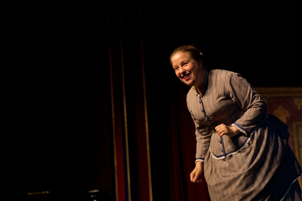 Danette Boucher, The Bride of Barkerville